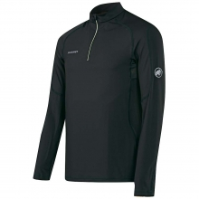 Men's MTR 201 Longsleeve Zip Top by Mammut