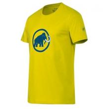 Logo Short Sleeve T-Shirt - Men's - Salamander In Size: Small by Mammut