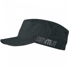 Lhasa Cap: Black/Graphite, Small/Medium