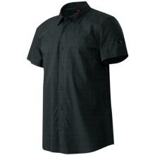 Buckwell Shirt - Men's: Graphite-Inferno, Medium by Mammut