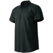 Buckwell Shirt - Men's: Graphite-Inferno, Medium by Mammut