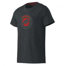Vintage T-Shirt - Men's - Black In Size: Small by Mammut