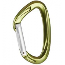 Crag Straight Gate Carabiner by Mammut