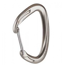 Crag Wire Gate Carabiner by Mammut