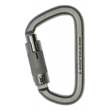 Steel Auto Lock Biner by Metolius