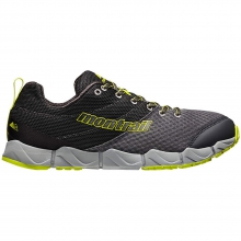 Fluidflex II Shoe Mens - Quarry/Chartreuse 11