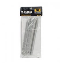 V-Stakes 8 PK - Grey