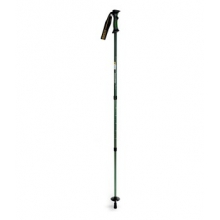 Pinnacle Single Trek Pole-Green-One Size