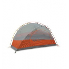 Mountain Dome 3 Tent - Orange/Grey