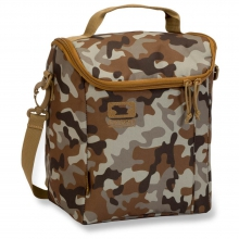 - The Sixer Cooler - Dark Camo