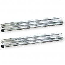 Aluminum Tarp Poles