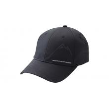 Black Silhouette Cap