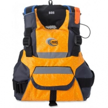 Bob Fractal Youth Livery PFD Life Jacket - Clearance by MTI
