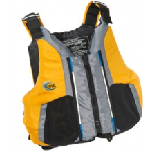 MTI Adventurewear Dio High Back PFD - Red In Size by MTI in Portland OR