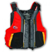 MTI Adventurewear Dio High Back PFD - Red In Size by MTI