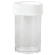 - Nalgene Straight Side Jars Clear 8 0z
