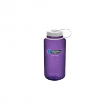 Wide Mouth Bottle - Closeout Purple 32 oz by Nalgene
