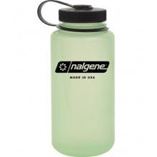 Tritan WM 1 Qt Glows Green by Nalgene