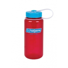 Translucent 16 oz Wide Mouth Water Bottle
