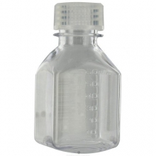 Square Bottle - 2 oz