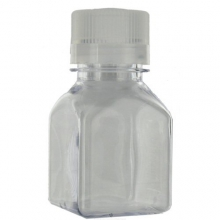 Square Bottle - 4 oz