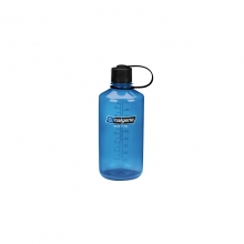 Narrow Mouth Bottle Blue 32 oz by Nalgene