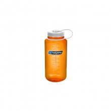 Wide Mouth Bottle Orange 32 oz
