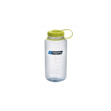 Wide Mouth Bottle Orange 32 oz by Nalgene