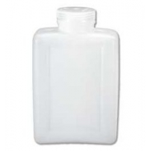 Rectangular 64 oz. Bottle BPA Free