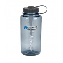 - Tritan WM 1qt Grey w/Black Lid by Nalgene