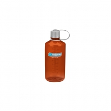 Narrow Mouth Bottle Rustic Orange 32oz by Nalgene