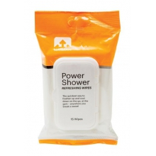 Power Shower Wipes