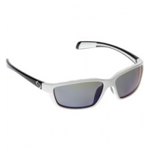 Kodiak Polarized Reflex Sunglasses - Snow & Iron/Blue Reflex by Native Eyewear