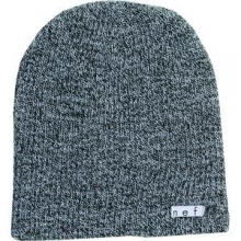 Daily Heather Hat Men's, Black/White