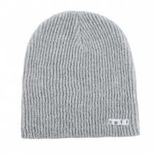 Daily Heather Hat Men's, Black/White by Neff