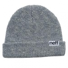 Fold Beanie Men's, Grey by Neff