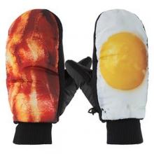 Character Mitt Men's, Breakfast, L by Neff