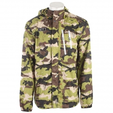 Tactical Poncho Snowboard Jacket - Men's