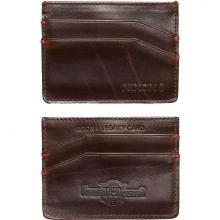 Legacy Card Wallet - Brown by Nixon