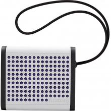 Mini Blaster Speaker - White/Black/Purple by Nixon