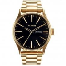 Sentry SS Watch Mens - All Gold/Black by Nixon