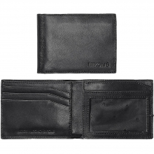 Legacy Bi-Fold Wallet - Black by Nixon
