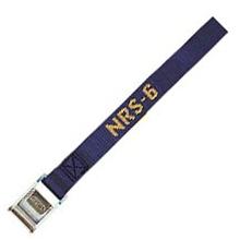 "NRS 1"" HD Tie Down Straps 6' by Nrs (northwest River Supplies)"