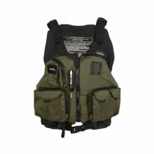Chinook Fishing Life Jacket - PFD by NRS