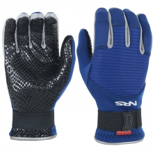 Rapid Glove   1.5MM GLOVES - Blue/Gray XS by NRS