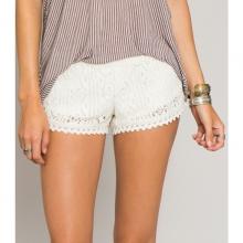 Womens Lorena Shorts - Closeout Winter White Large by O'Neill