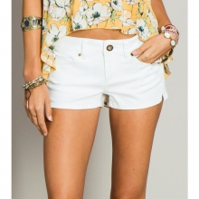 Womens Wesley Shorts - Closeout White 09 by O'Neill