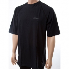 24/7 Tech Short Sleeve Crew - Men's: Black, Small by O'Neill