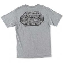 Outdoors Short Sleeve Tee - Men's: Medium Heather Grey, Medium by O'Neill