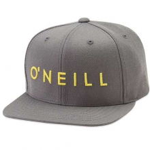 Yambao Trucker Hat - Kid's: Charcoal by O'Neill